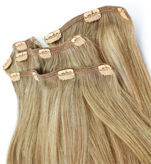 Dirty-Blonde-Clip-In-Hair-Extensions